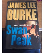Swan Peak by James Lee Burke sec853 - $9.90