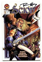 Scion #1 2000 First issue-Signed by JIM CHEUNG and RON MARZ - $25.22