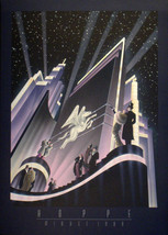 Pegasus Mirage Limited Issue Poster by Robert Hoppe Entertainment 24x36 ... - $123.75