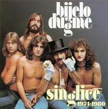 Bijelo Dugme – Singlice 1974-1980 CD - $14.99