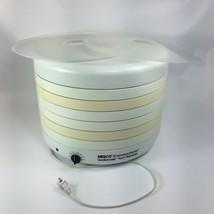 Nesco Gardenmaster 1000 Watt Food Dehydrator FD-1000 Parts works damage... - £22.90 GBP