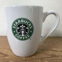 Starbucks Coffee White Handled Hot Beverage Mug 10.5 oz - $1,000.00