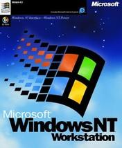 Windows NT Workstation 4.0 (1-user license) [Old Version] - $59.39