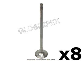 MINI Cooper (2007-2015) Exhaust Valve (25.0 mm) (5 mm Stem) 8 INTERVALVES - $148.85