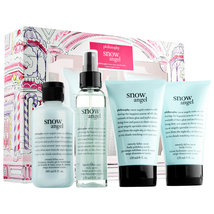 Limited-Edition PHILOSOPHY Snow Angel Fragrance 4pc Gift Set - $29.99