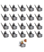 21Pcs/set Dwarves army Dain II Ironfoot The Hobbit Lord of the Rings Min... - $29.99