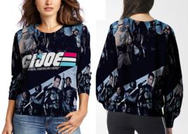 G.I. Jo 3D Print Sweatshirt For Women - $29.20+