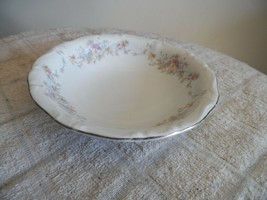 Johann Haviland fruit bowl (Floral Splendor) 1 available - $3.12