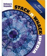 Quilt Pattern Booklet-STACK N WHACK IPEDA By Bethany Reynolds-10th Anniv... - $37.22