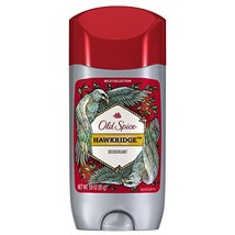 Old Spice Deodorant 3 Ounce Hawkridge Solid (88ml) (2 Pack) - $15.83