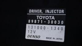 Toyota Lexus Fuel Injector Control Module Driver 89871-30030 image 2
