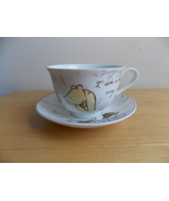 Disney Classic Pooh Saucer and Plate by Queens Gifts  - $35.00