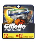 Gillette Fusion5 ProGlide Men's Razor Blades - 12 Refills - $52.55