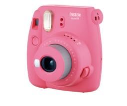 Fujifilm Instax Mini 9 - Flamingo Pink - $95.00