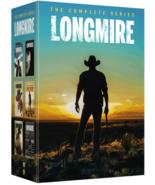 LONGMIRE Complete Series Collection Seasons 1-6 DVD Set [New] - $52.22