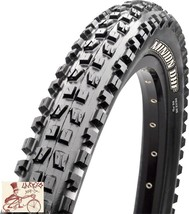 "MAXXIS MINION DHF  WT WIDE TRAIL 27.5"" X 2.5"" 60TPI DUAL COMPOUND EXO TIRE - $56.42"