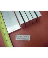 """JumpingBolt 6 Pieces 3/4"""" X 2-1/2"""" Aluminum 6061 Flat BAR 5"""" Long T6 .75... - $89.19"""