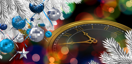 New Years Eve Spell to Enter 2021 with Stability Money Success and Happiness  - $50.00