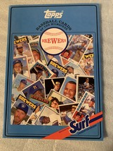 Vintage 1987 SURF MILWAUKEE BREWERS SEATTLE PILOTS TOPPS BASEBALL CARDS ... - $7.99