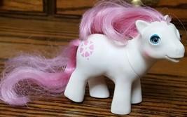 Vintage 1986 My Little Pony G1 Baby Sundance Beddy Bye Eyes BBE Sun Danc... - $7.66