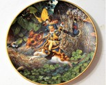 "Knowles 1992 ""Tom Thumb"" By: Scott Gustafson Classic Fairy Tale Plate"