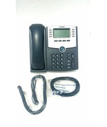 CISCO SPA508G VOIP  IP Telephone  REFURBISHED  1 YEAR WARRANTY - $56.43