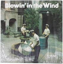 U.S. NAVY STEEL BAND Blowin' In The Wind LP + Original 1981 Concert Flye... - $18.69