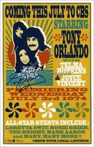 Tony Orlando Autograph *Dawn* Hand Signed 18x12 Photo - $60.00