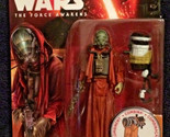 Star Wars The Force Awakens Desert Mission Sarco Plank 3.75-Inch Figure - NEW