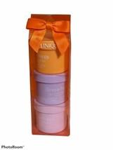 Clinique Happy Gelato Cream Trio Cream with 3 scents for supple skin 3x2 oz. NIB - $33.38