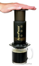Aerobie Aeropress Espresso Coffee Maker with 70... - $29.65