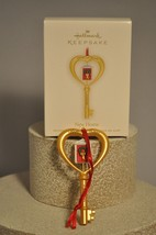 Hallmark - New Home - Golden Key - Ornaments - $9.48