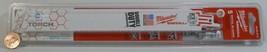 "Milwaukee Sawzall Metal Blades 10 Tpi Metal 9"" 5ct New - $19.99"