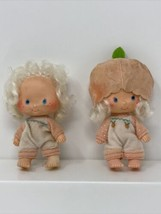 Vintage 1979 Strawberry Shortcake Baby Apricot Doll ONLY Lot of 2 - $24.74