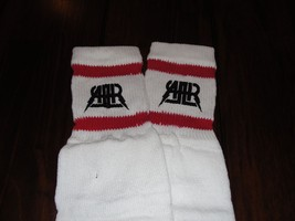 All American Rejects striped socks (fall out boy blink 182) rare - $14.00