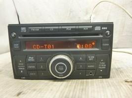 09 10 11 12 Nissan Sentra AM FM Radio Cd MP3 Player CY13F 28185-ZT50A EGY53 - $22.28