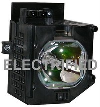 Electrified UX-25951 LP-600 Replacement Lamp with Housing for Hitachi TVs