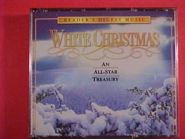 White Christmas : AN ALL-STAR TREASURY [Audio CD] - $8.66