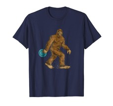 "New Tee - Disc Golf Gifts ""Bigfoot Disc Golf"" Men & Women Tee Shir - $19.95+"