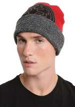 Star Wars Disney Galactic Empire Intarsia Knit Watchman Beanie Hat Ski NWT! - $17.32