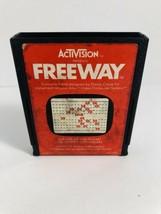 Freeway Atari 2600 1981 Activision AG-009 Video Game Program Cartridge - $9.89