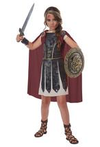 Californie Déguisement sans Peur Gladiateur Romain Filles Enfant Hallowe... - $36.44+