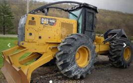 2015 CAT 525D GRAPPLE SKIDDER For Sale Hillsboro, OH 45133 image 2