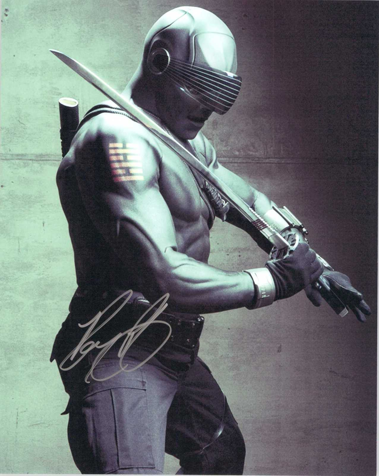 "Primary image for Ray Park Signed Autographed ""G.I. Joe"" Glossy 8x10 Photo"