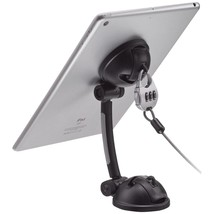 Cta Digital Suction-mount Stand With Theft-deterrent Lock For Tablet And... - $34.99