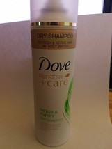 Dove Detox and Purify Dry Shampoo 5 oz - $12.08