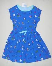 Gymboree Girls Unicorn Kitty Emoji Dress Leggings Size 4  NWT - $16.00