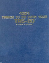 1001 Things to do with your TRS-80 * CDROM * PDF - $8.99