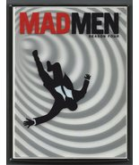 Mad Men: Season Four 4 Disc DVD First Edition 2010 - $9.99