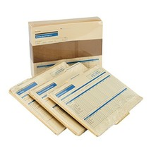 ComplyRight Employee Record Organizer 3-Folder Set, 25 Sets - $98.74